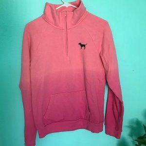 PINK Ombré Sweatshirt